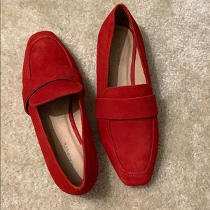 Halogen loafers